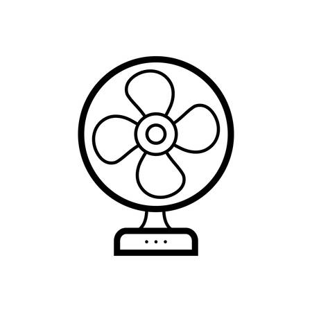 Table fan icon Ilustrace