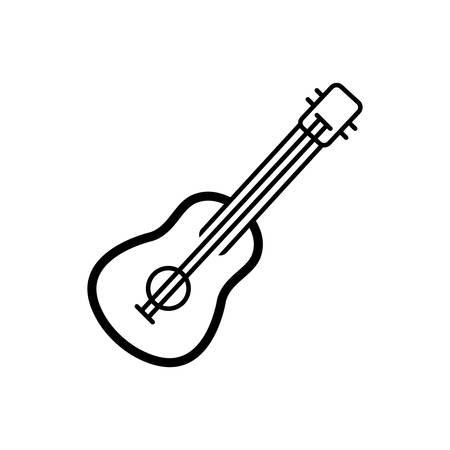 Guitar icon Imagens - 123672500
