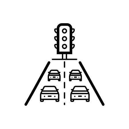 Traffic icon Stok Fotoğraf - 123672683