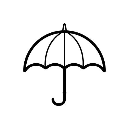 Umbrella icon Foto de archivo - 123672687