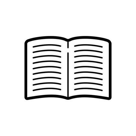 Book icon Иллюстрация