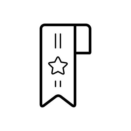 Bookmark icon Ilustrace