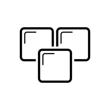Object icon Ilustracja