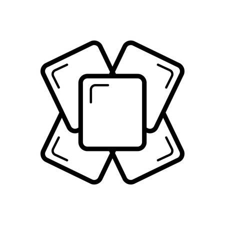 Symbol für Sammlungsgegenstand