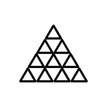 Build icon Stock Illustratie