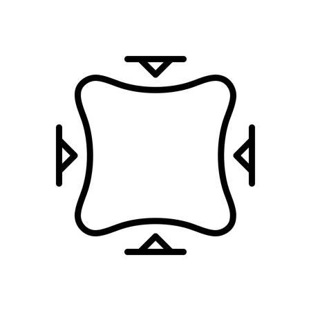 Match icon Illustration
