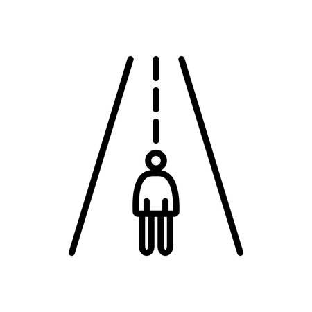 Start icon Ilustrace