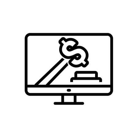 Bidding icon