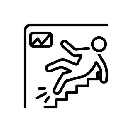 Injuries icon Ilustracja