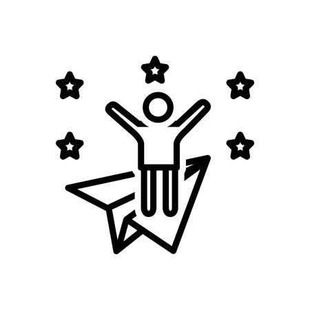 Ambitious icon