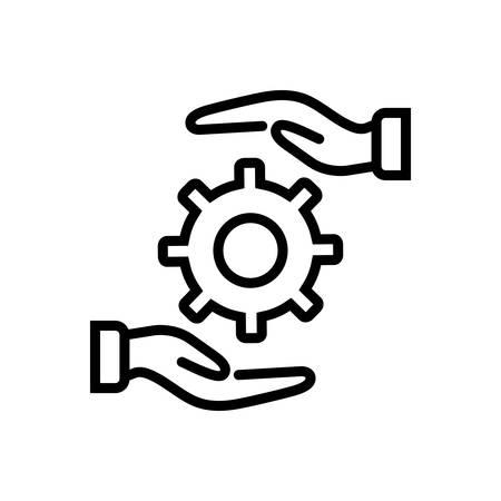Practical icon Ilustração