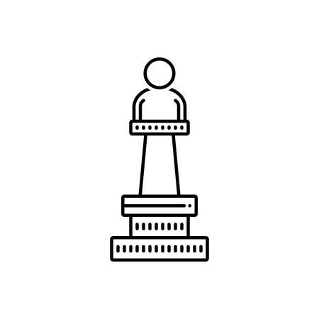 Monument icon