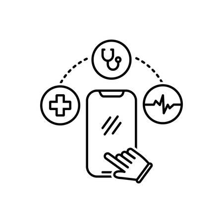 Mhealth icon