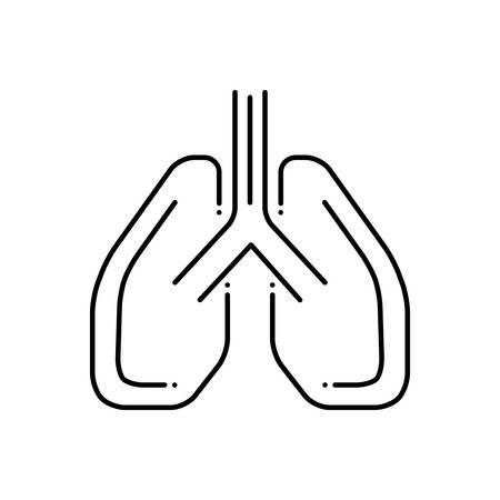 Pulmonology icon