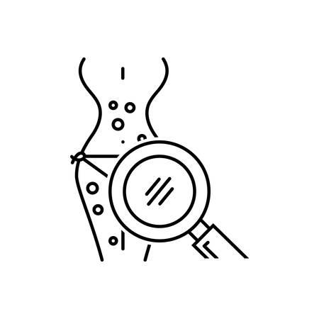 Symptom checker icon