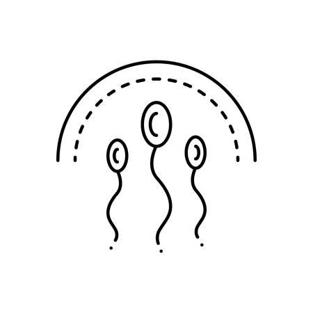 Sperm icon Çizim