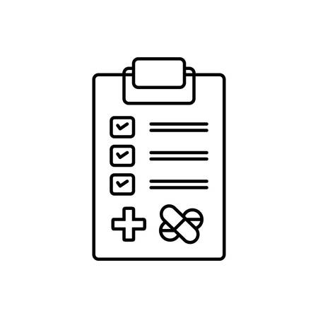 Medical tests icon