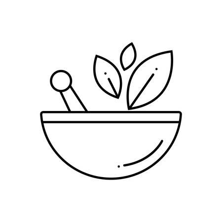 Ayurvedic treatment icon