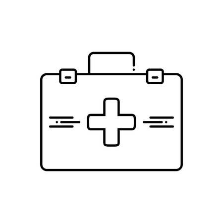 Doctor bag icon Иллюстрация