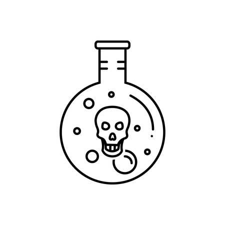 Digestion icon Illustration