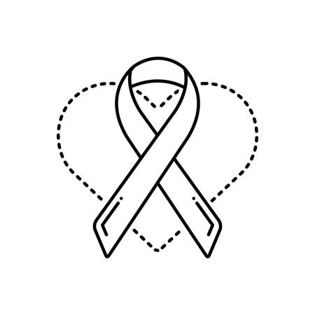 Health awareness icon