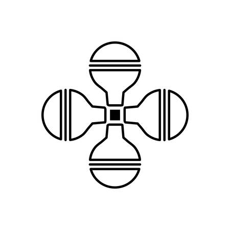 Brand design  icon