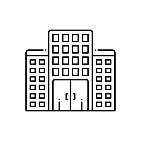 Company icon Ilustrace
