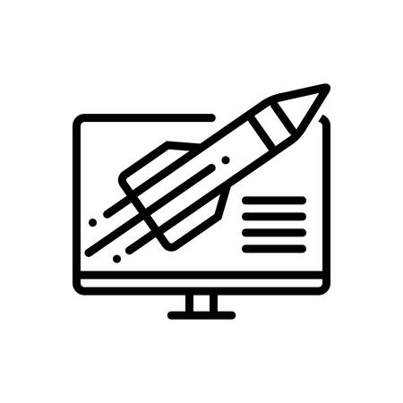 Project launch icon
