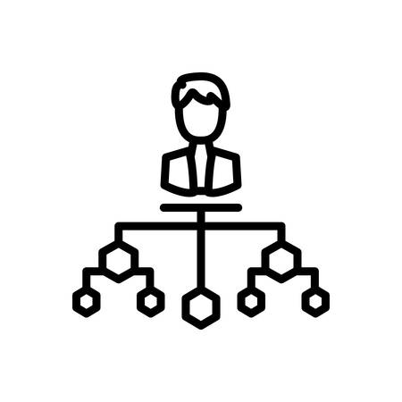 Icon for company,structure