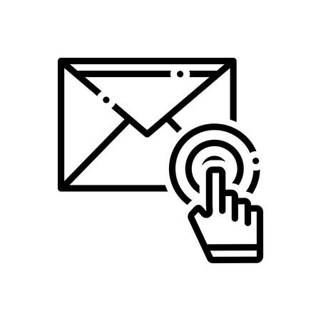 Icon for email,subscription