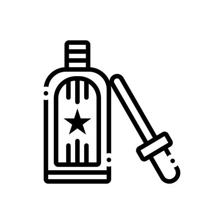 Icon for serum,lotion