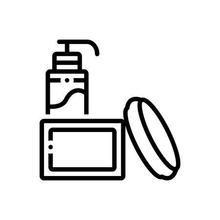 Icon for  body,care Illustration
