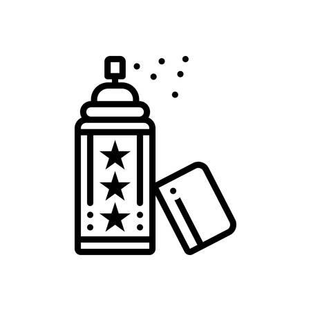Icon for  deodorant,spray Ilustração