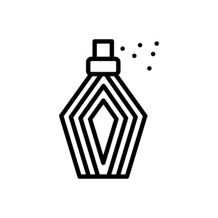 Icon for perfumes,fragrance Ilustração