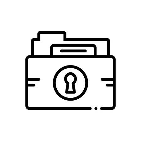 Icon for folder,protection