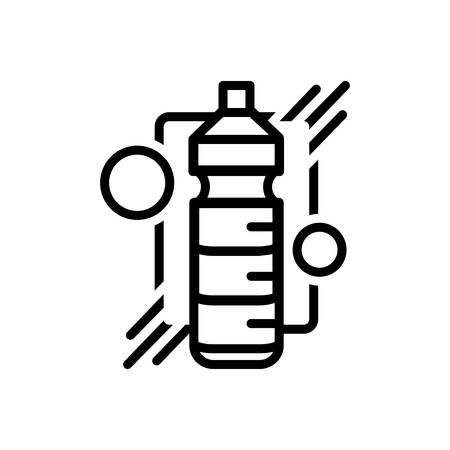 Icon for water,bottle
