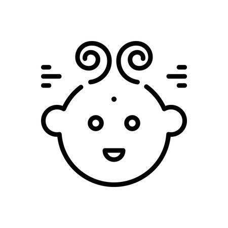 Icona per bebe, accessorio