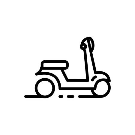 Icon for Scooter,motorcycle
