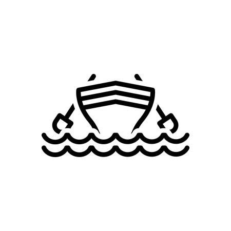 Icon for Boat,marine Ilustração
