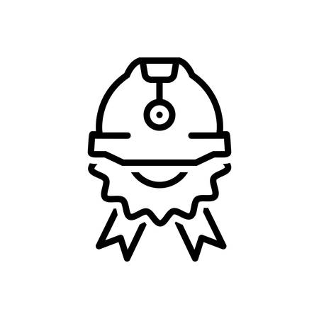 Icon for construction,badge