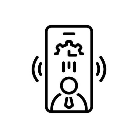 Icon for customer,service