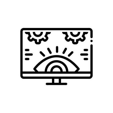 Icon for monitoring,investigation