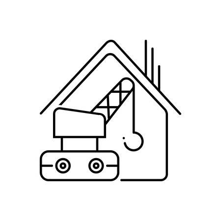 Construction services  icon