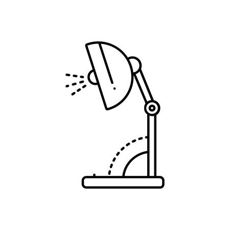 Indoor lighting icon