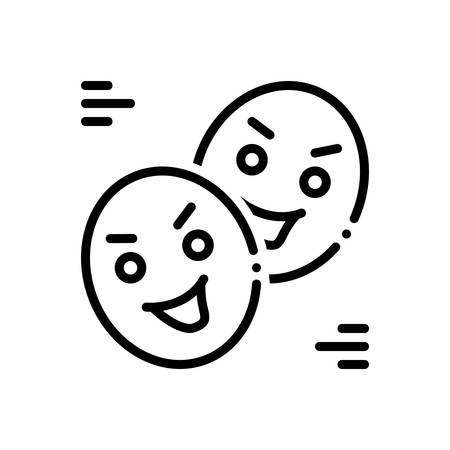 Icon for roleplay,playact