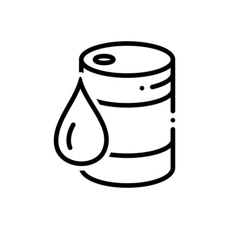 Icon for crude,drop