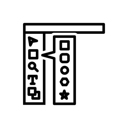 Icon for toolbar,definition