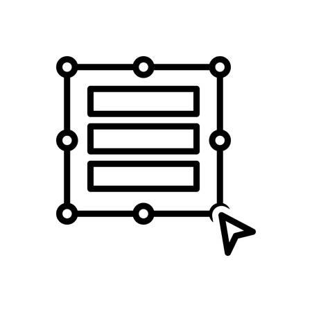 Icon for auto,size