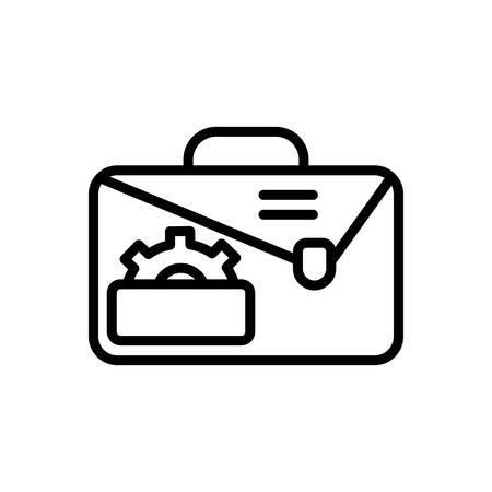 Icon for service,portfolio Zdjęcie Seryjne - 126307906
