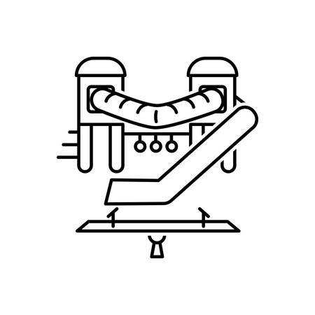 Icon for kid,playground Иллюстрация